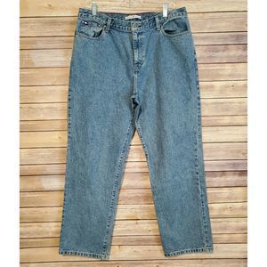 Tommy Hilfiger 90s Baggy Loose Jeans Womens 14